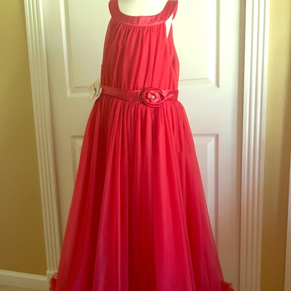 Oopsy Daisy Baby Dresses | Red Pettidress Age 10 | Poshmark